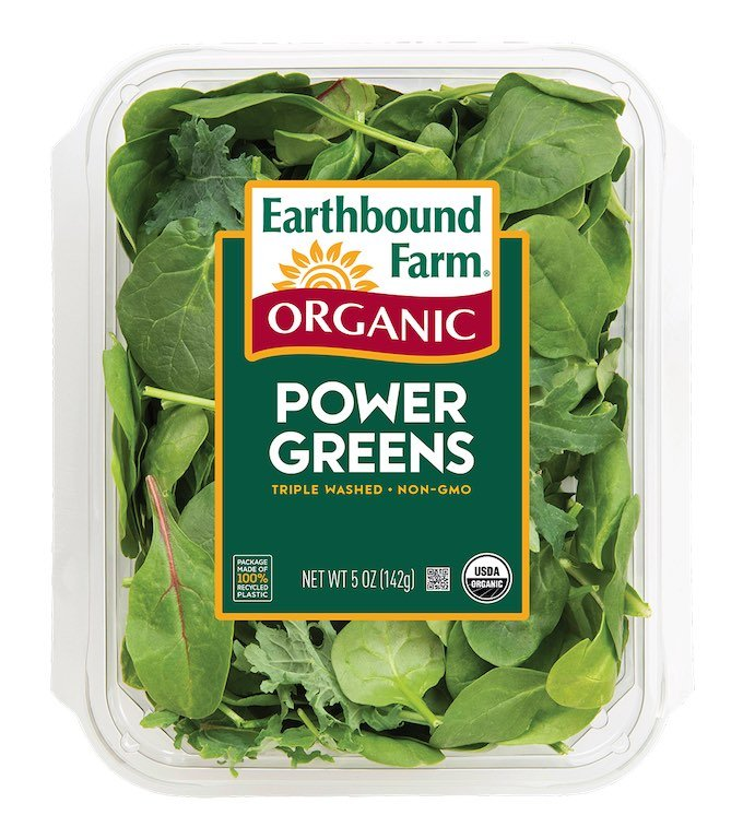Earthbound baby power greens