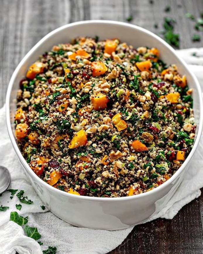 Gluten-Free Quinoa Stuffing