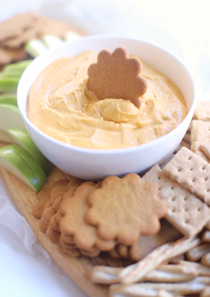 Vegan Sweet Pumpkin Dip