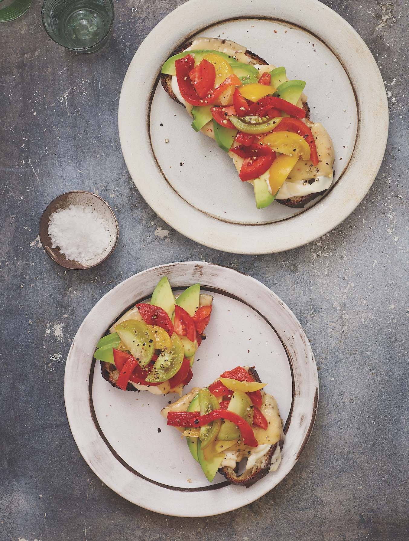 Vegenaise Avocado Tartine sm