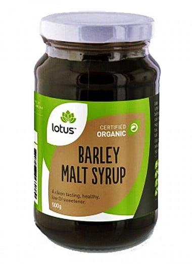 lotus organic barley malt syrup