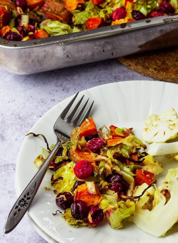 vegan veggie stuffing
