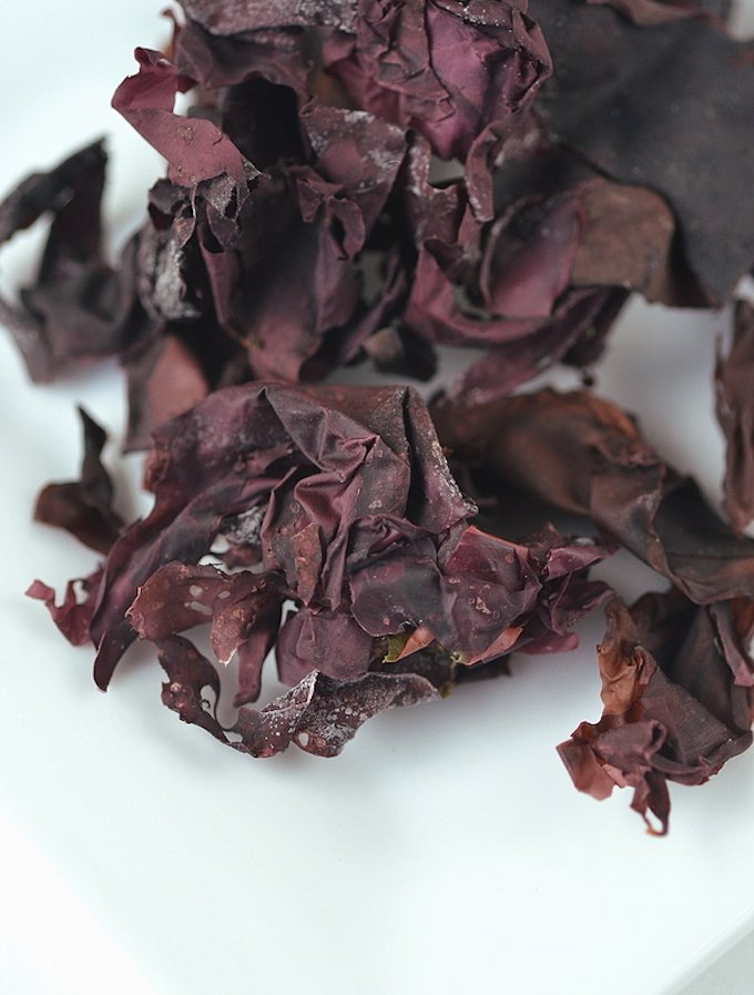 Dulse - Sea Vegetable from the Atlantic