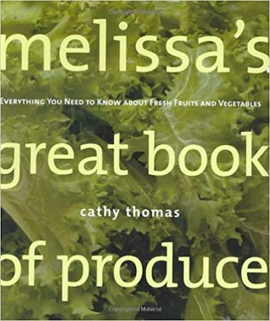 Melissa's Great Book of Produce