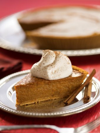 Easy vegan pumpkin pie1