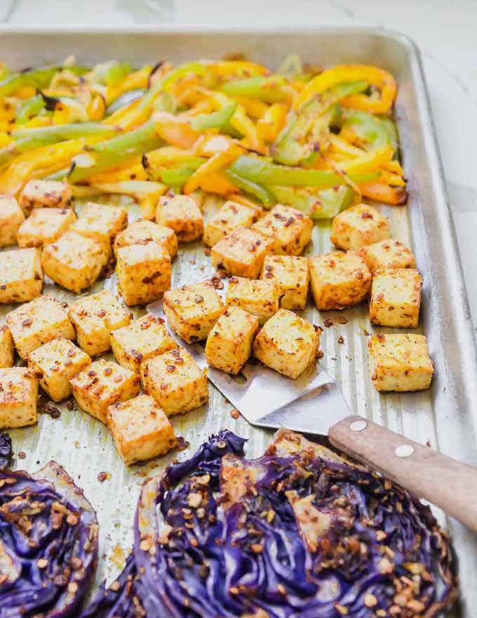 Meal-Prep-Sheet-Pan-Roasted-Tofu