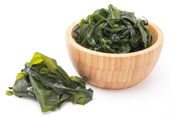Fresh Seaweed Wakame
