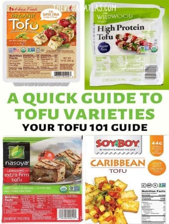 Guide to Tofu Varieties