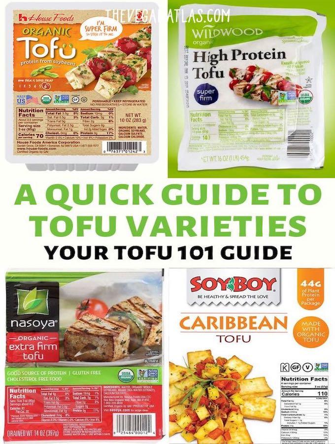 Guide to Tofu Varieties