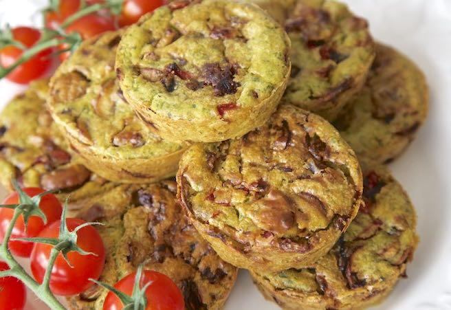 Full English Breakfast Muffins