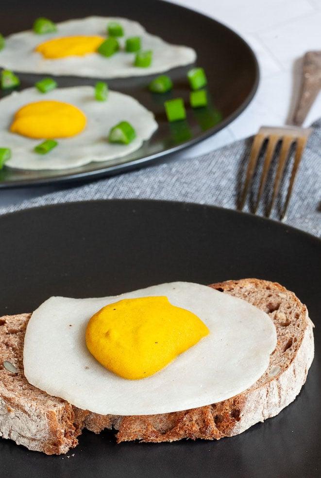 Vegan Fried Eggs