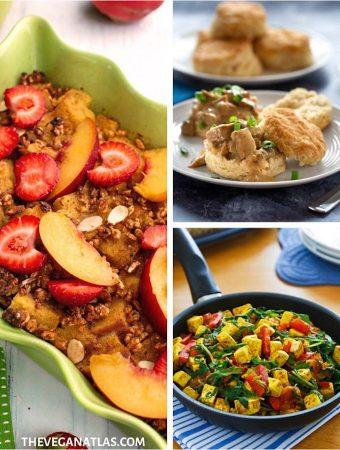vegan brunch recipes