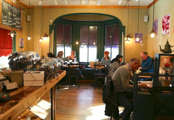 art cafe nyack