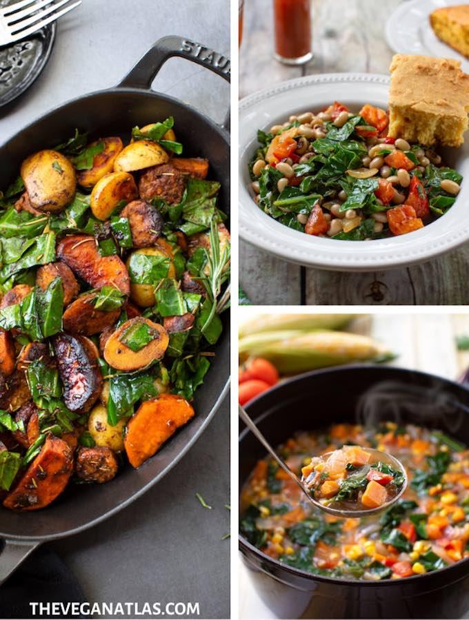Collard greens recipe roundup