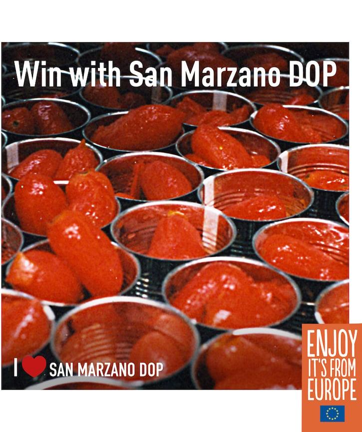 San Marzano DOP contest