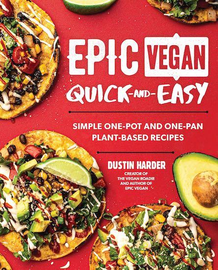 Epic Vegan Quick & Easy Cover