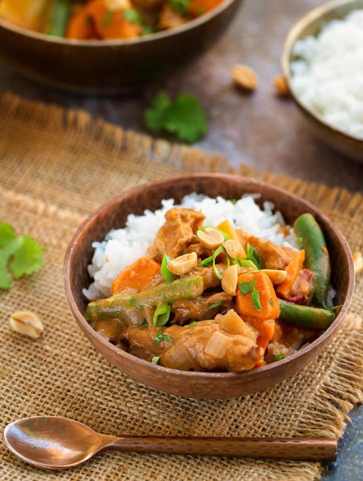 Vegan Massaman Curry recipe