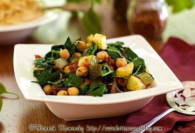 Italian Vegetable ragout