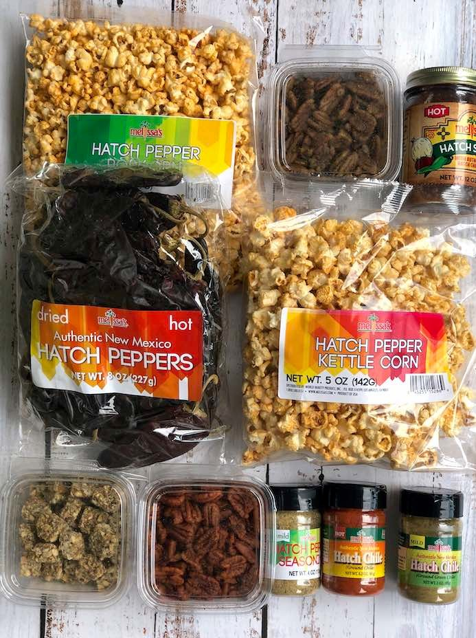 Hatch pepper products